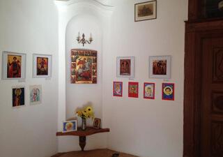 Старозагорските зографчета с изложба на Света гора Атон