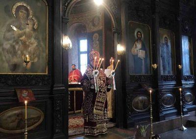 "Архиерейска служба - храм ""Св. Троица"""