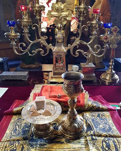 Bogoslujenie v hrama