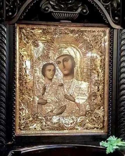 Icona - Sv Bogorodica