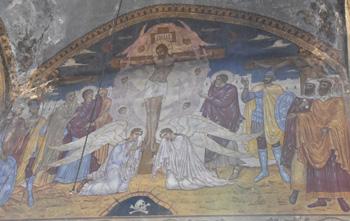 """Богослужение в храм """"Света Троица"""" от Цветница до Великден"""