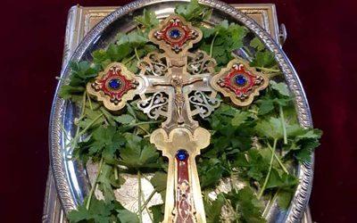 Кръстът като главен образ на нашето спасение